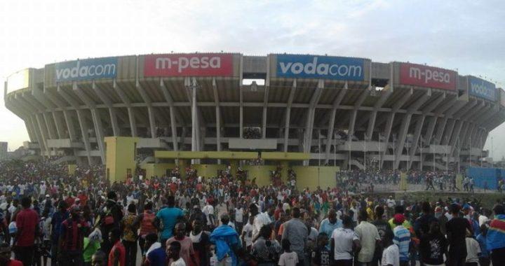 RDC-Angola : Les stade des martyrs choisi