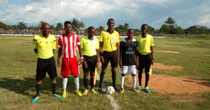 D2, Zone Est : Deux clubs de Kisangani se neutralisent !