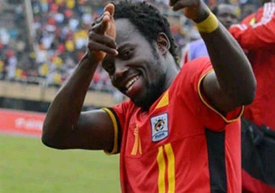 Une recrue Ougandaise pour V. Club