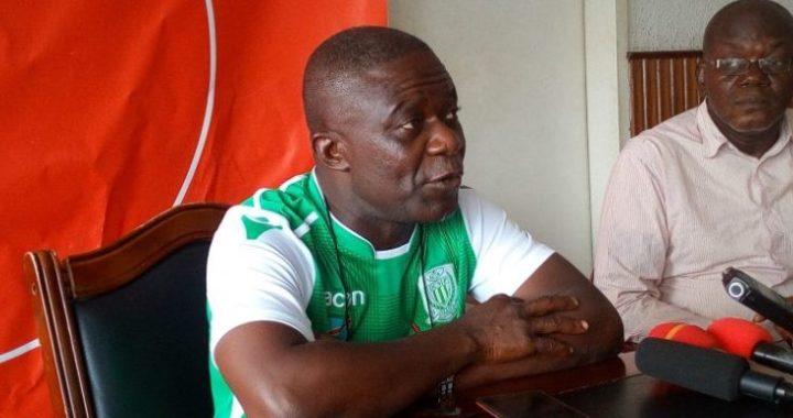 DCMP : Otis Ngoma de retour sur le banc