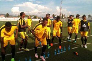 AS Nyuki : Les joueurs grèvent et boycottent les entraînements