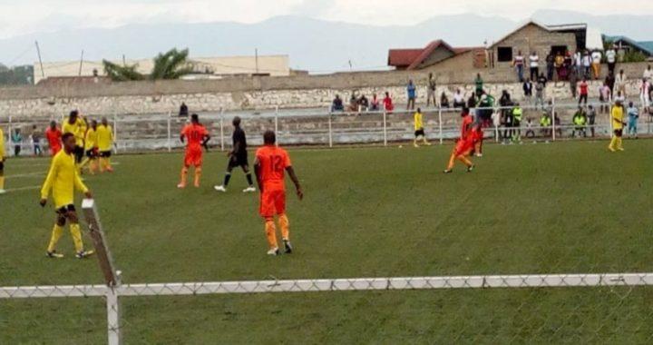 LIFNOKI : Le FC Hopimasi tient le champion de Goma en échec
