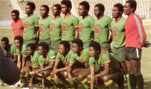 Egypte 1974, le dernier sacre des Léopards !