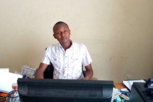 """EUFKIS, Toto Mulowe : """"Travailler durement pour marquer l'histoire du foot à Kisangani."""""""