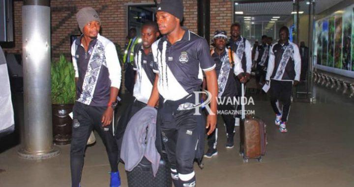 Les Corbeaux débarquent à Kigali pour la CECAFA Cup