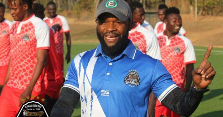 Mazembe : Une nouvelle recrue pour le staff technique !