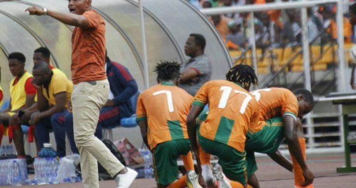 V Club accroché par Lupopo, Renaissance tombe face à Lushi Sport