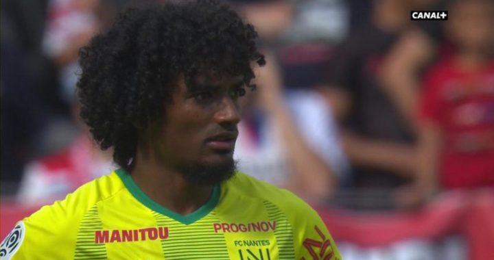 Le congolais Moutoussamy décisif avec Nantes face à Lyon !
