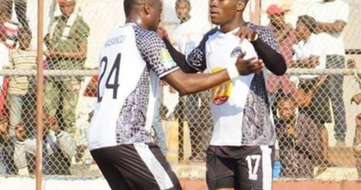 VL1 : Un penalty de Muleka, Mazembe détrône Lubumbashi Sport !