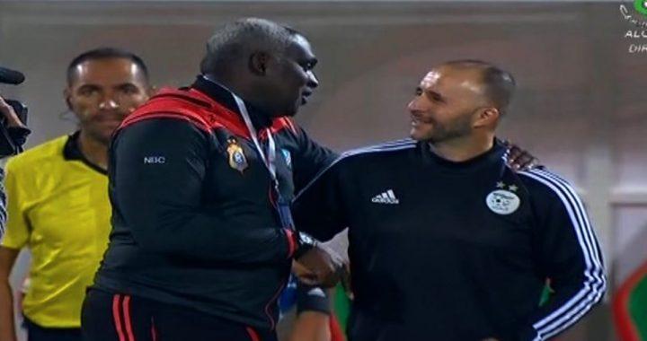 Les Léopards accrochent les champions d'Afrique !