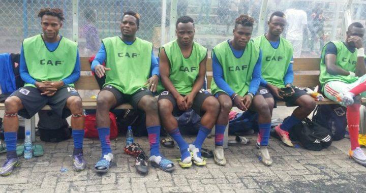 VL1 : Dauphin Noir réalise l'essentiel face à Bukavu Dawa !