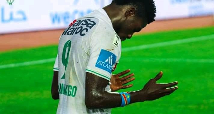 Malango signe son premier but avec Raja