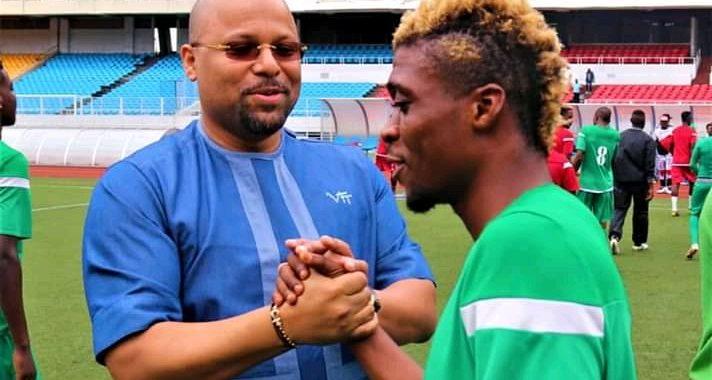 Malgré la défaite Vidye Tshimanga fier de ses joueurs