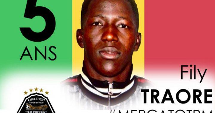 Fily Traoré atterit chez Mazembe