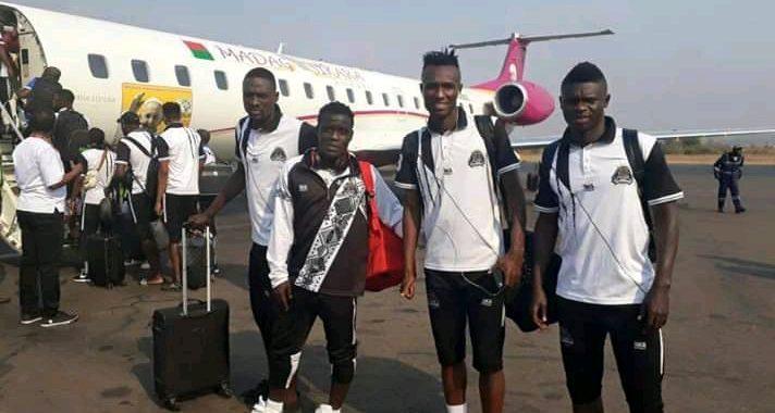 Mazembe en partance pour Goma dès ce lundi