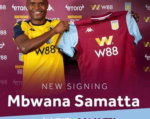 Aston Villa met la main sur Samatta , le TP Mazembe va toucher gros