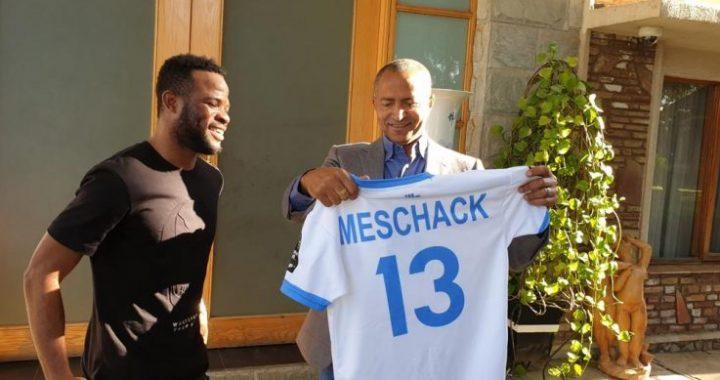 Meschack Elia, de l'ombre à la lumière !