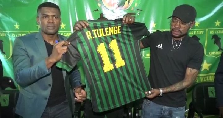 Officiel : Ricky Tulenge chez V.Club