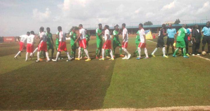 Dc Virunga ramène trois points de Bukavu
