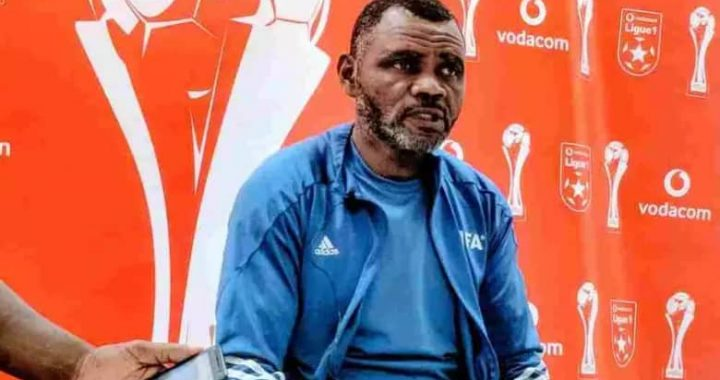 Daouda Lupembe s'exprime sur l'arrêt du championnat