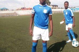 """Kelvin Malonga: """" J'ai l'ambition de devenir professionnel """""""
