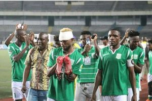 Arrêt de la Linafoot : la grosse déception de Dezy Mbomba