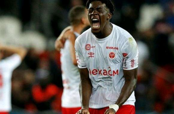 Axel Disasi, le congolais scruté par Séville FC