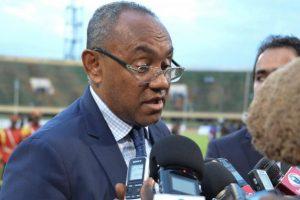 CAF : Ahmad Ahmad met fin aux spéculations au sujet de la reprise des compétitions interclubs
