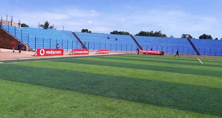 Mbuji-mayi : le stade Kashala Bonzola dans un état piteux ?