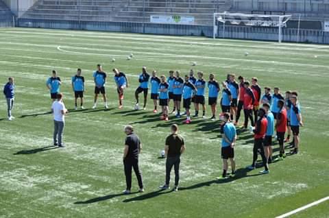 Covid-19: Anthony Mossi et ses coéquipiers reprennent les entraînements