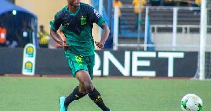 """Rossein Tuisila : """" les discussions sont en cours entre Vclub et Young Africans"""""""