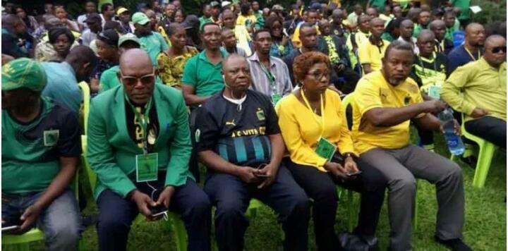 As V.club: Delou Mulumba dépose sa candidature à la présidence du club