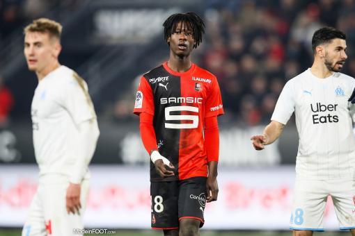 Camavinga reste à Rennes pour une nouvelle saison