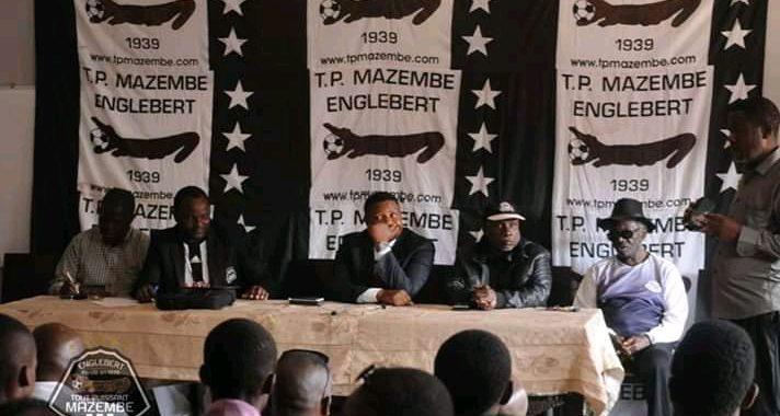 TP Mazembe : pas d'assemblée générale ordinaire et extraordinaire ce vendredi