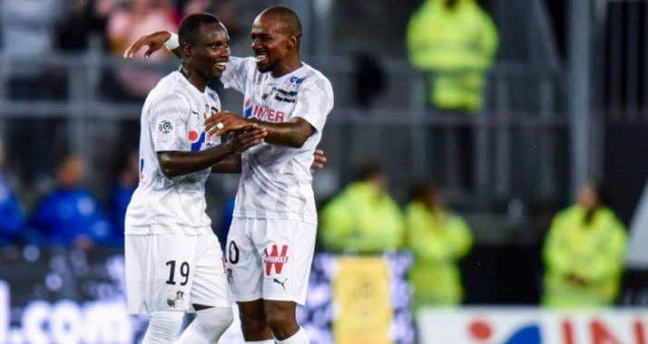 Amiens SC à nouveau relégué, les congolais Kakuta et Akolo victimes