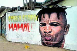 Emeka Esanga Mamale conduit à sa dernière demeure