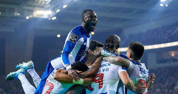 FC Porto et Chancel Mbemba s'approchent petit à petit du titre