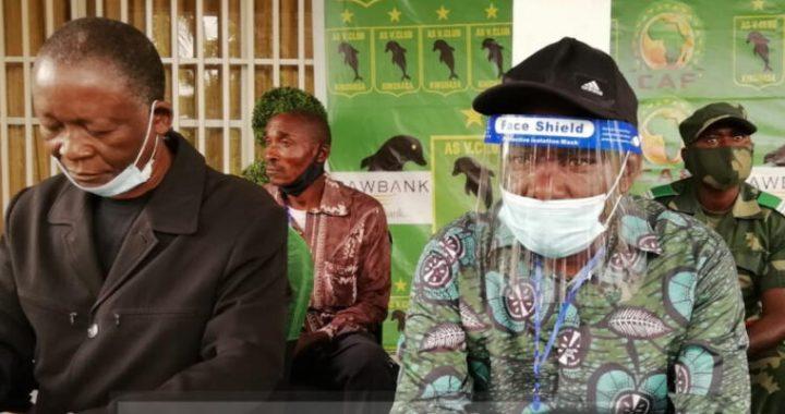 V.Club : Amisi Tango-Four laisse sa contribution annuelle de 100 milles dollars US
