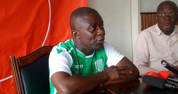 Otis Ngoma accuse le DCMP à la FECOFA
