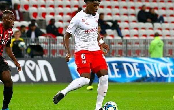 Ligue 1 : Axel Disasi écarté de l'équipe professionnelle (Officiel)