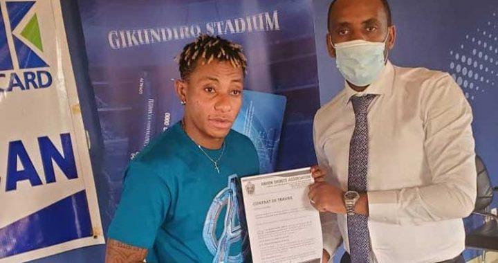 FC Rayon sport : Guy Bukasa enrôle un ancien de Lupopo et Renaissance