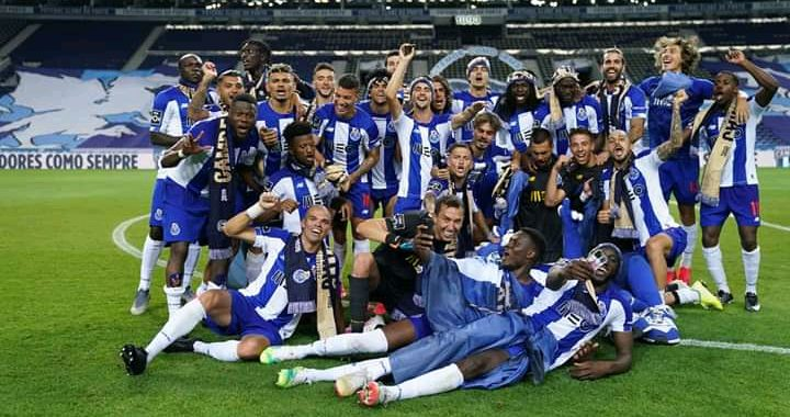 Chancel Mbemba et le FC Porto sacrés champions