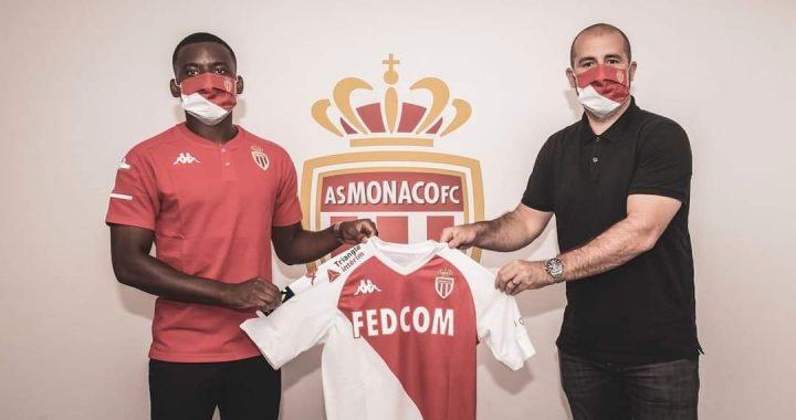 Axel Disasi et Monaco liés pour 5 ans