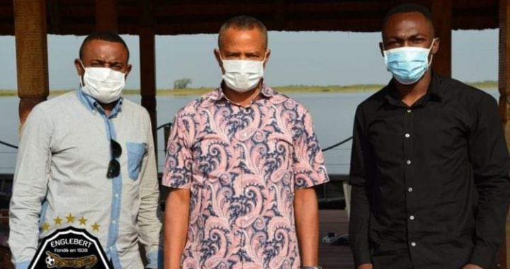 Kashobwe, Jackson Muleka reçoit la bénédiction de Moïse Katumbi
