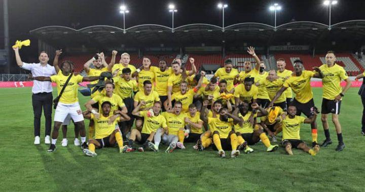 Suisse D1: Meschak Elia et le Young Boys sacrés champions