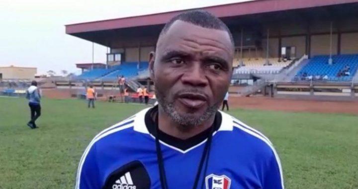 Daouda Lupembe,  le prochain entraîneur de Maniema-Union