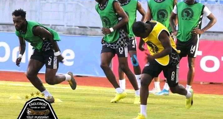 Mazembe reprend les entraînements ce 17 août