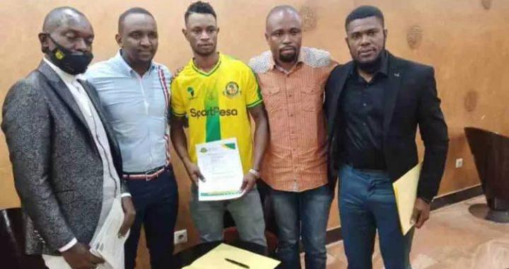 Officiel: Young Africans met la main sur deux joueurs de V.Club