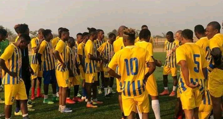 FC Lupopo : Diego Garzito c'est raté
