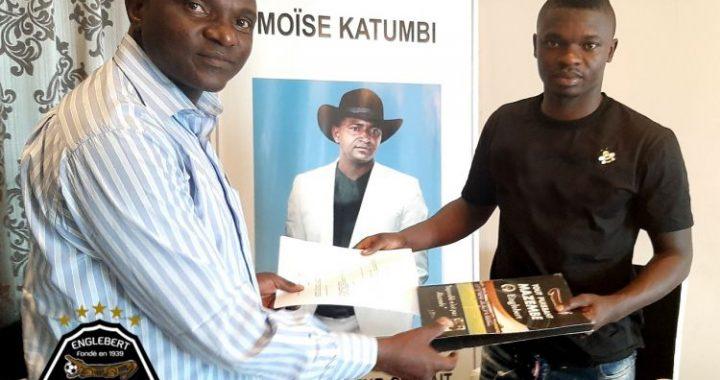 Mazembe: Chico Ushindi prolonge jusqu'en 2025